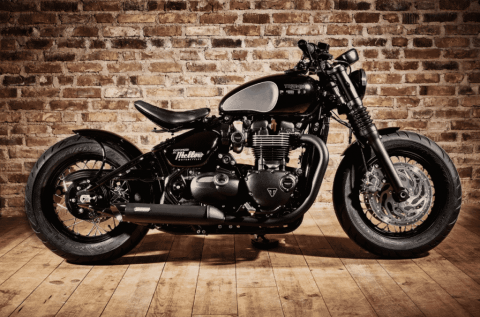 Mellow Motorcycles Bobber Parts